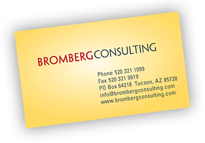 Bromberg Consulting